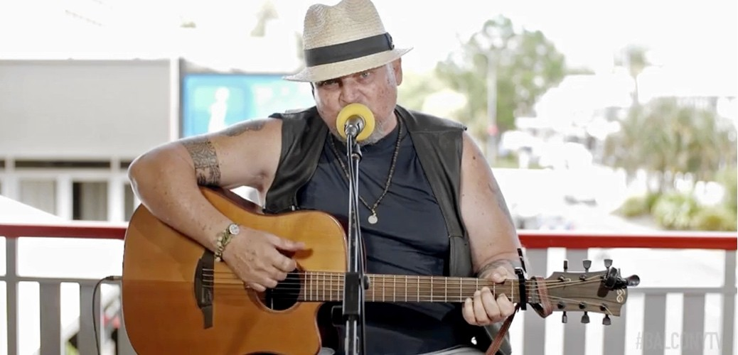 Daintree George Davies - Balcony TV - NQ Music Press